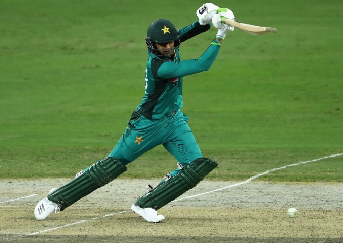Shoaib Malik said it was fun to bat with Mohammad Yousuf and Inzamam-ul-Haq as they were feared and had a reputation for scoring runs