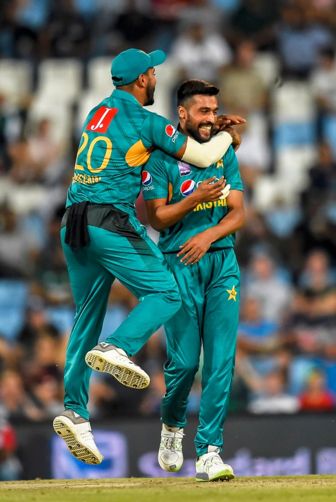 Ramiz Raja has demanded that Mohammad Amir be included in Pakistan's World Cup squad cricket