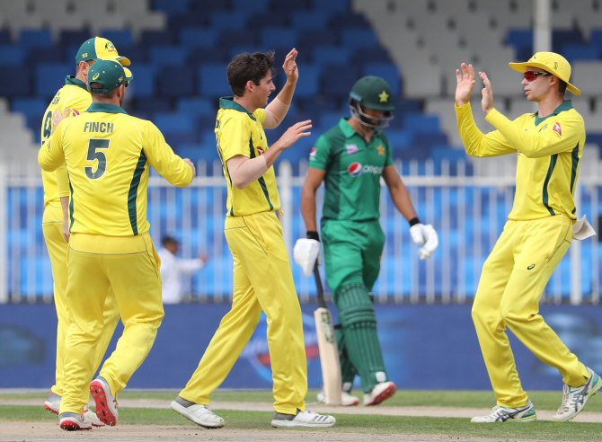 Jalaluddin Pakistan were guilty of being selfish during ODI series against Australia cricket
