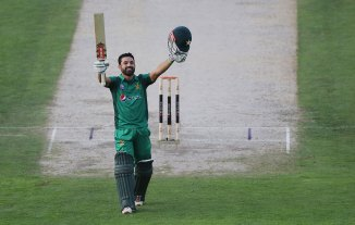 Pakistan Cricket Board PCB chairman Ehsan Mani extremely impressed with Mohammad Rizwan and Abid Ali performance in ODI series against Australia Pakistan cricket
