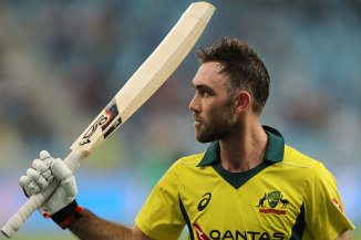 Glenn Maxwell 70 Pakistan Australia 5th ODI Dubai cricket