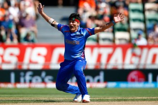 Hamid Hassan included in Afghanistan's World Cup squad cricket