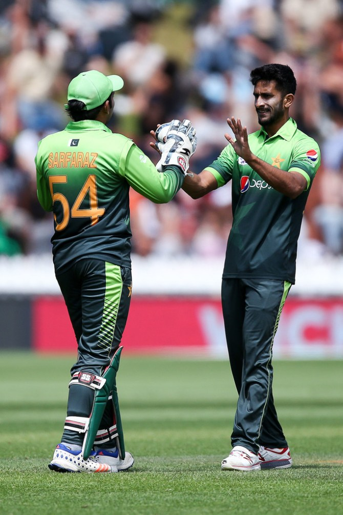 Sarfraz Ahmed admits Hasan Ali is Pakistan's key bowler and will perform well at the World Cup cricket