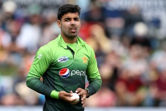 Shadab Khan admits Pakistan have to take wickets early on and in the middle overs in order to stop conceding so many runs cricket