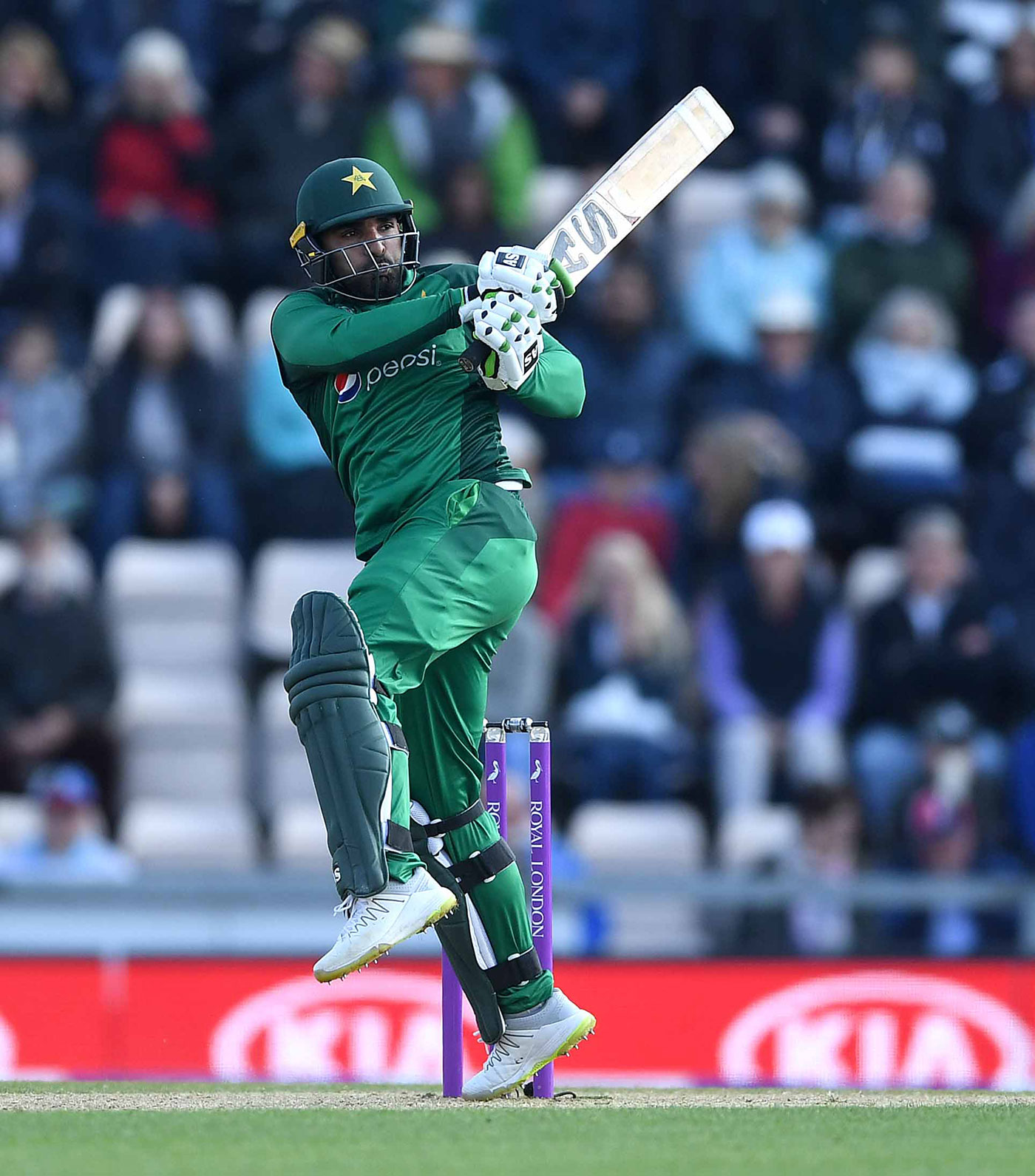 Saleem Yousuf believes Pakistan are lacking a power hitter going into the World Cup cricket