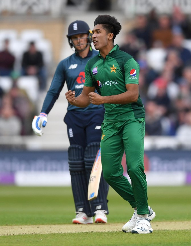 Abdul Qadir believes Wahab Riaz should have been picked instead of Mohammad Hasnain for the World Cup Pakistan cricket