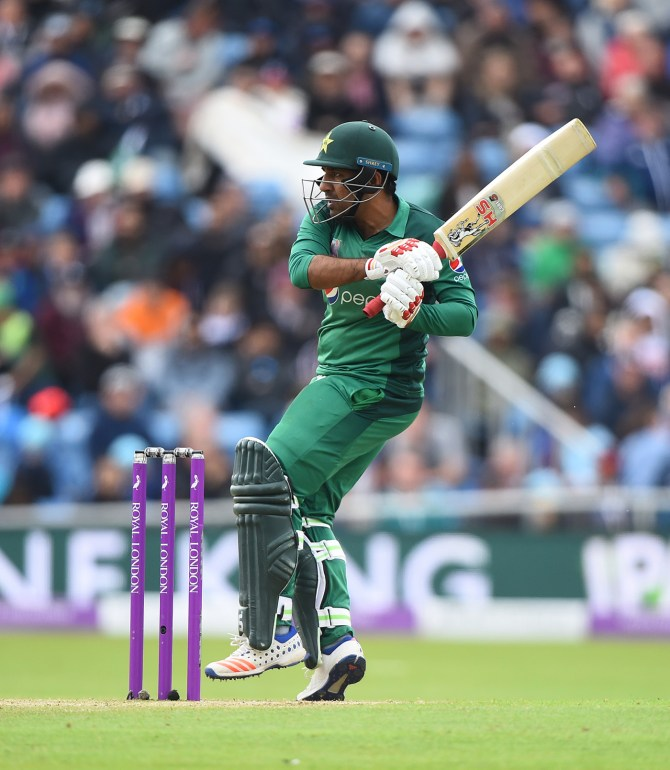 Wasim Akram firmly believes that Sarfraz Ahmed is not a power hitter Pakistan World Cup cricket