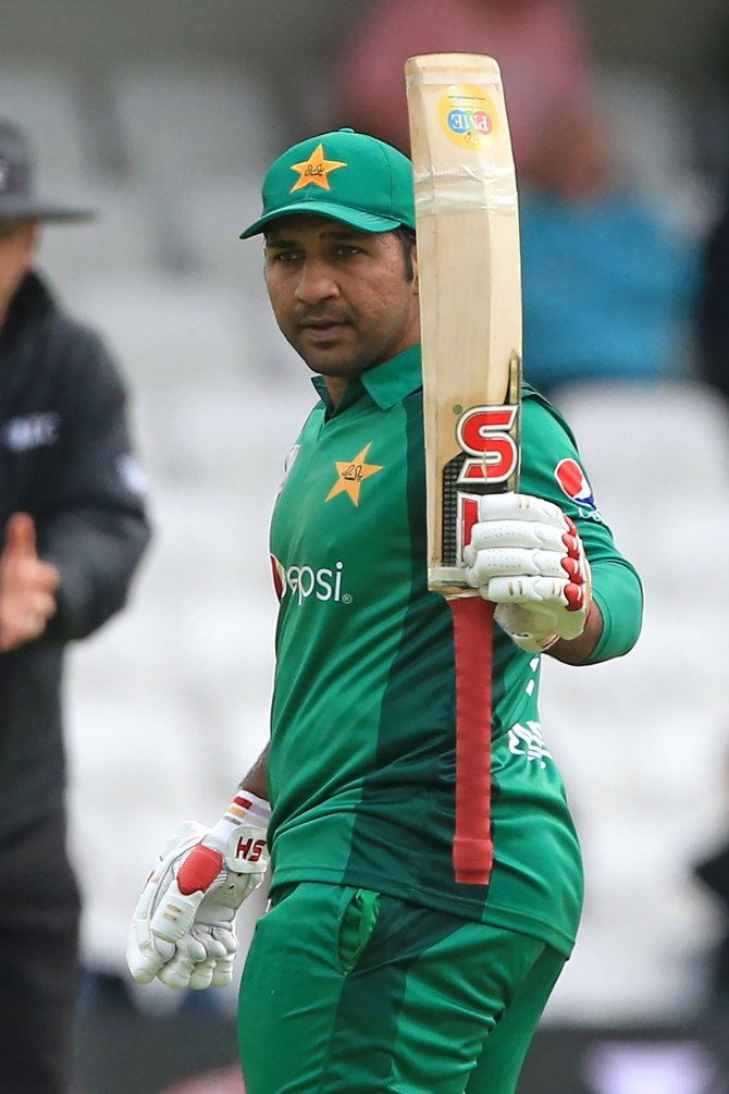 Sarfraz Ahmed urges fans and the nation to get behind us for the World Cup Pakistan cricket