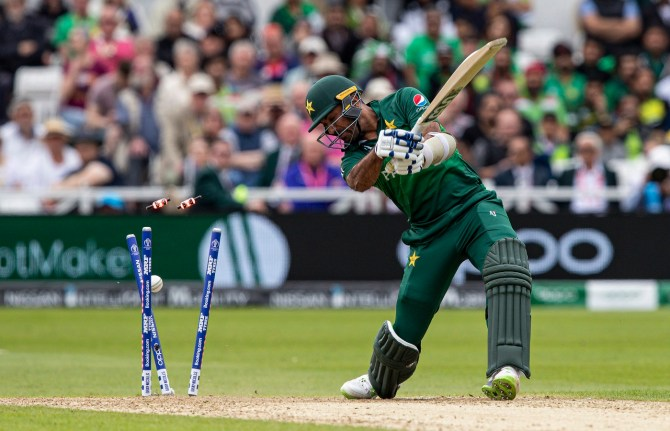 "Shoaib Akhtar was ""speechless"" after Pakistan were bowled out for 105 in their World Cup opener against the West Indies cricket"