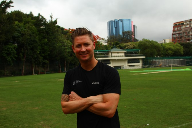 Michael Clarke believes Babar Azam is the Virat Kohli of Pakistan cricket