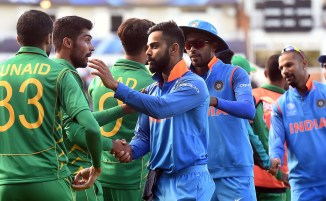 Mohammad Sami believes Pakistan's clash with India at the World Cup will be a test of nerves cricket