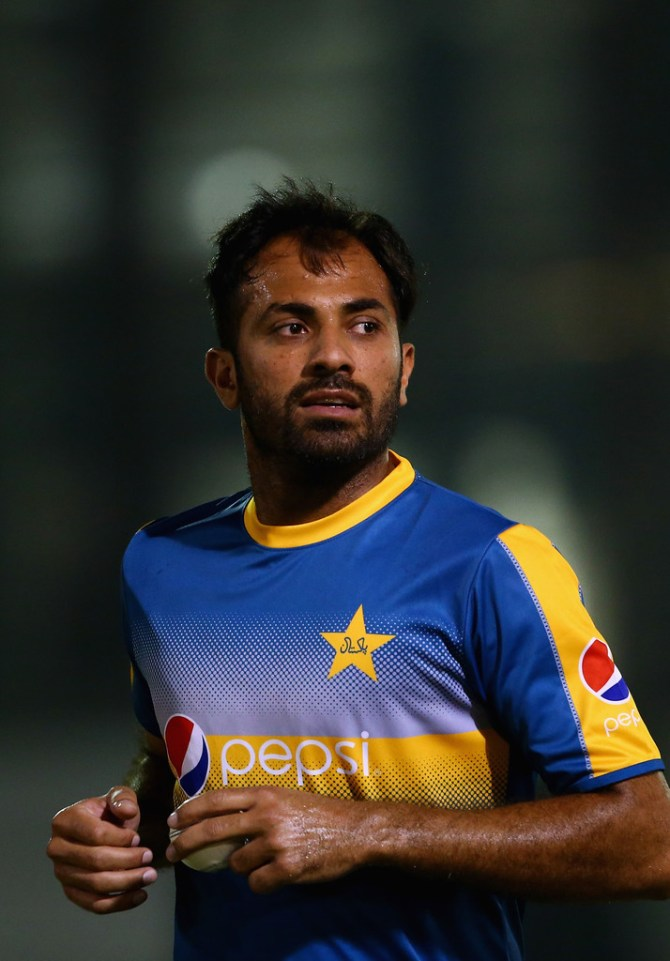 Wahab Riaz insisted that Pakistan are capable of playing short-pitched bowling even though they struggled against it in their World Cup opener against the West Indies cricket