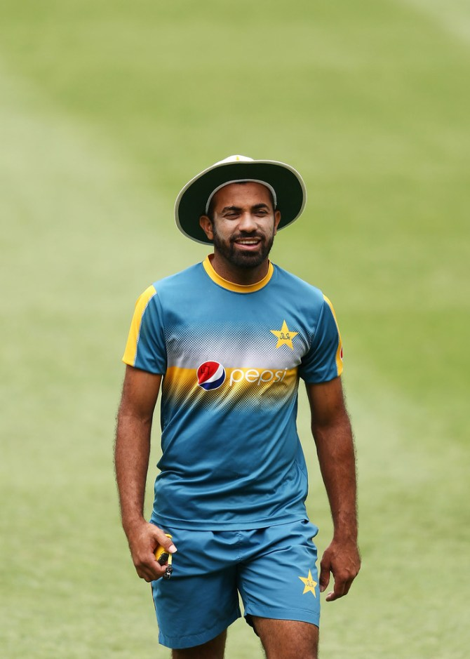 Wahab Riaz believes Mohammad Hasnain can get even better Pakistan cricket
