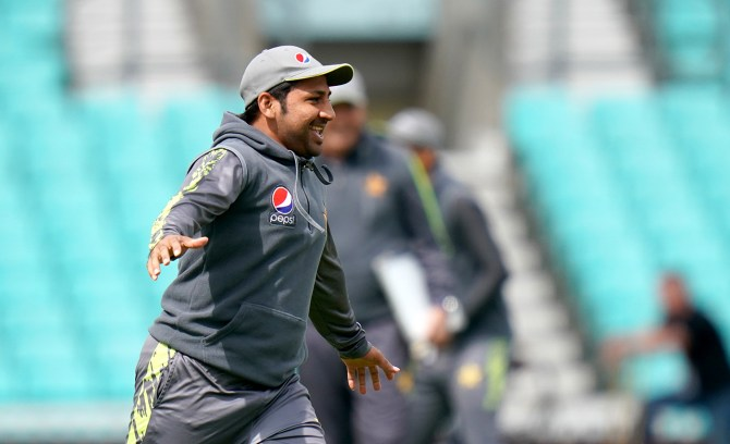 Sarfraz Ahmed does hilarious impersonation of Imam-ul-Haq during a game of charades Pakistan World Cup cricket