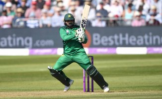 Asif Ali reveals Sarfraz Ahmed decides where he bats according to the situation of the match Pakistan World Cup cricket
