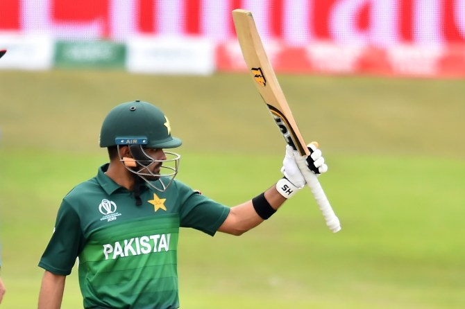 Shahid Afridi believes Babar Azam can become as big and good of a player as Virat Kohli Pakistan India cricket