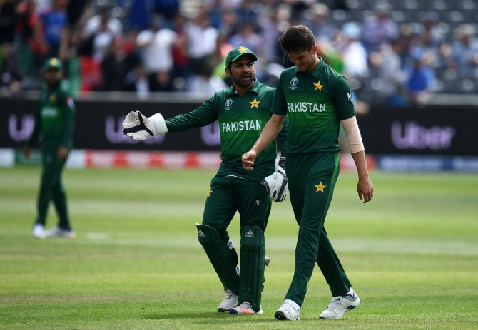 Misbah-ul-Haq doesn't believe Shaheen Shah Afridi and Mohammad Hasnain should be in Pakistan's World Cup squad cricket