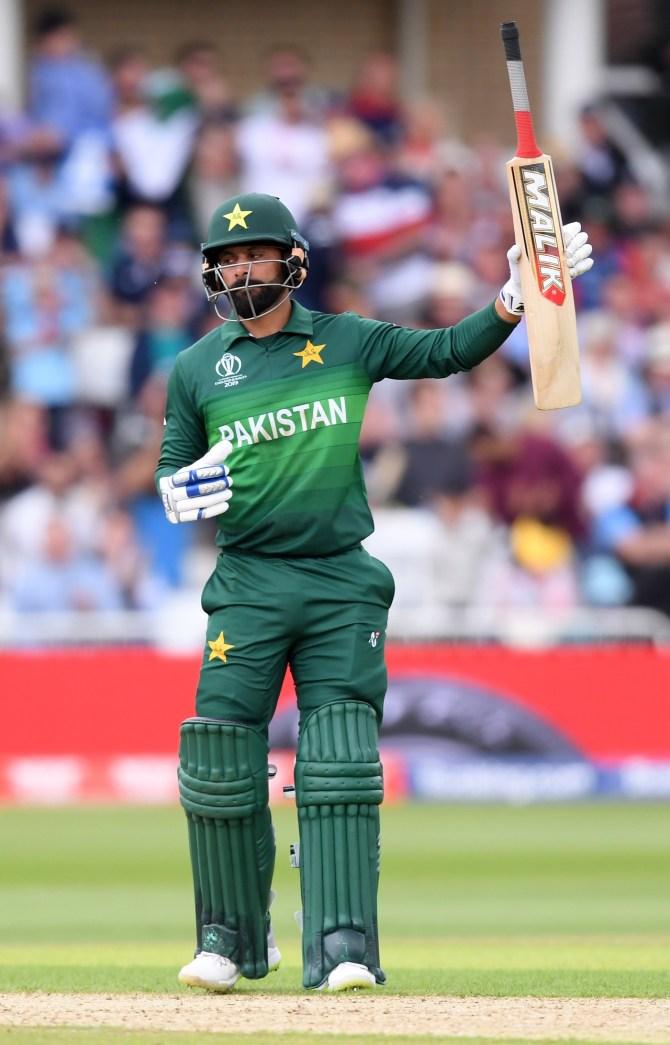 Mohammad Hafeez 84 England Pakistan World Cup 6th Match Nottingham cricket