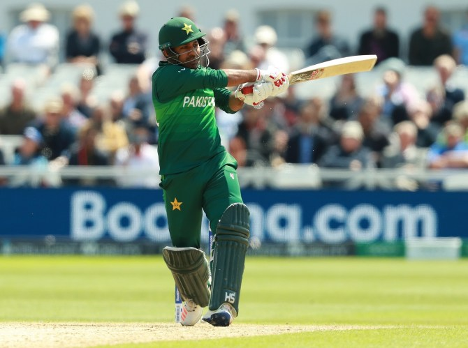 Salman Butt advises Sarfraz Ahmed not to put to much pressure on himself for the remainder of the World Cup Pakistan cricket