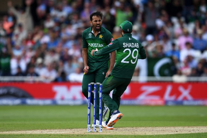 Mickey Arthur Pakistan need to stay consistent, relentless and maintain their intensity throughout the rest of the World Cup cricket