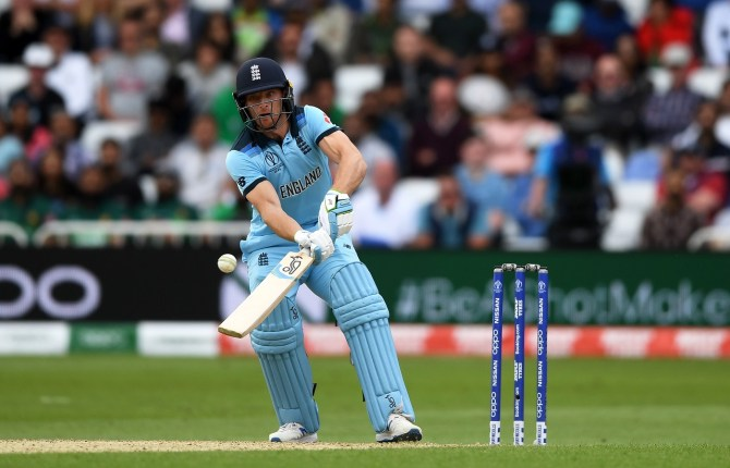 Jos Buttler 103 England Pakistan World Cup 6th Match Nottingham cricket