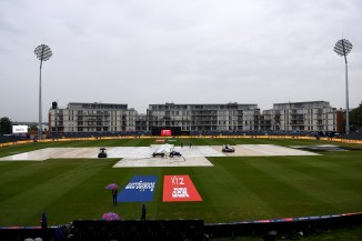 Pakistan and Sri Lanka's World Cup clash was called off due to persistent rain Bristol cricket