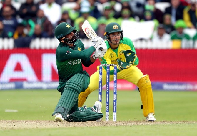 Mohammad Hafeez believes the reason Pakistan have struggled in the World Cup is because the team has not played good cricket