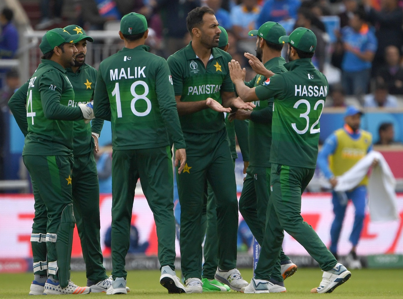 Pakistan vs South Africa - Highlights & Stats