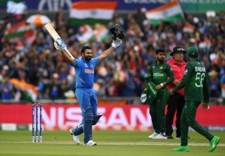 Rohit Sharma will only offer advice to Pakistan batsmen if he becomes Pakistan's head coach India World Cup cricket