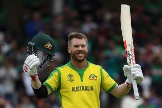 David Warner 166 Australia Bangladesh World Cup 26th Match Nottingham cricket