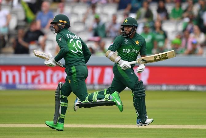 Sarfraz Nawaz believes Imam-ul-Haq and Fakhar Zaman need to up their scoring rate Pakistan Afghanistan World Cup cricket