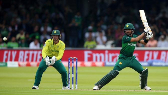 Wasim Akram believes Babar Azam can become a world-class batsman once he starts converting his fifties into hundreds Pakistan World Cup cricket