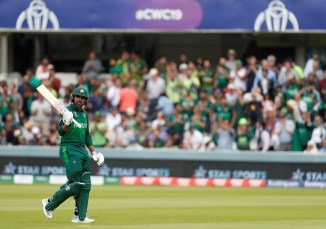 Haris Sohail 89 Pakistan South Africa World Cup 30th Match Lord's cricket