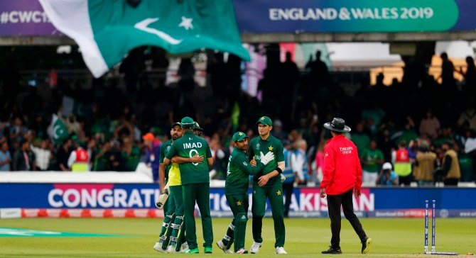 Ramiz Raja Pakistan have to take their destiny in their own hands World Cup cricket