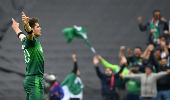Shaheen Shah Afridi calls on fans to support Pakistan in their World Cup clash against Afghanistan at Headingley Leeds cricket