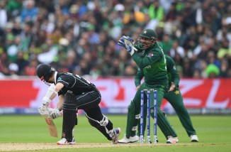 Sarfraz Ahmed believes Pakistan's fielding was much better in their World Cup win over New Zealand cricket