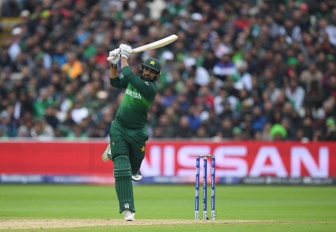 Mohammad Wasim said he can't see Haris Sohail batting for 50 overs