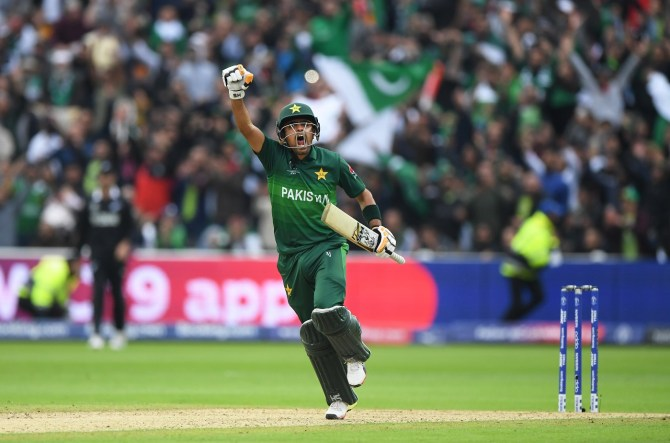 Babar Azam believes his knock of 101 against New Zealand was one of the best innings he has played Pakistan World Cup cricket