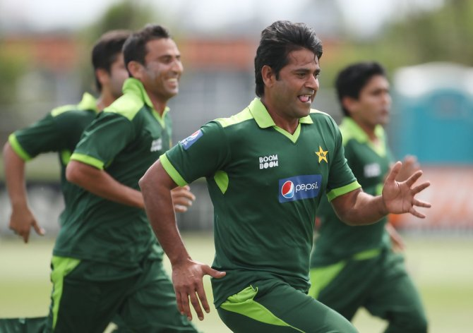 Aaqib Javed has called Pakistan captain Sarfraz very, very weak World Cup cricket
