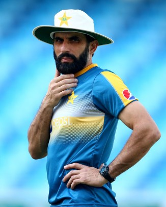 Misbah-ul-Haq admits he was impressed with Hasan Ali's performance during Pakistan's World Cup opener against the West Indies cricket
