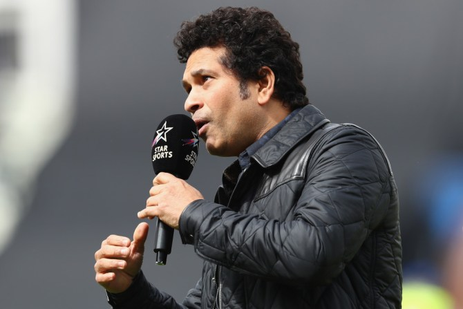 Sachin Tendulkar calls on India batsmen to be aggressive against Mohammad Amir India Pakistan World Cup cricket