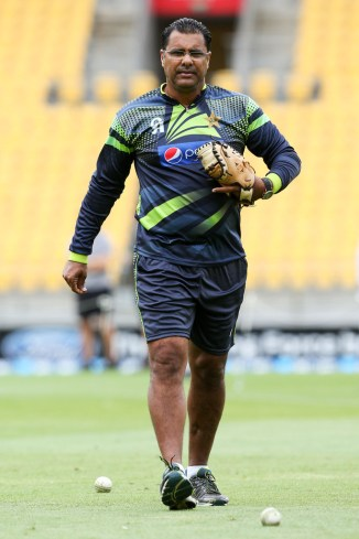 Waqar Younis said he is hoping Shadab Khan will be fit in the next month or two