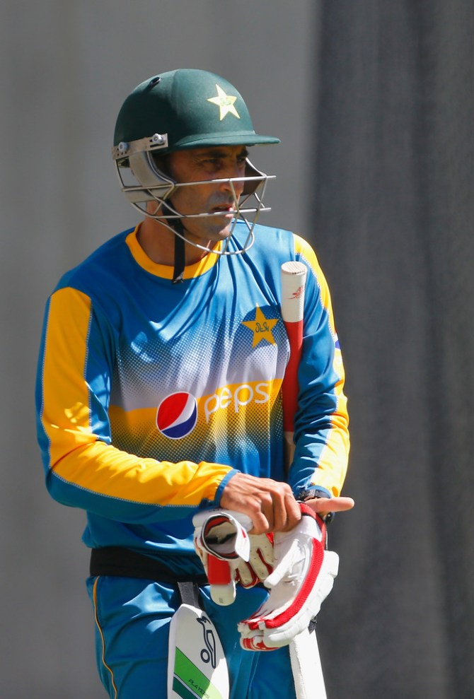 Younis Khan said should he tell Haider Ali not to play his natural game