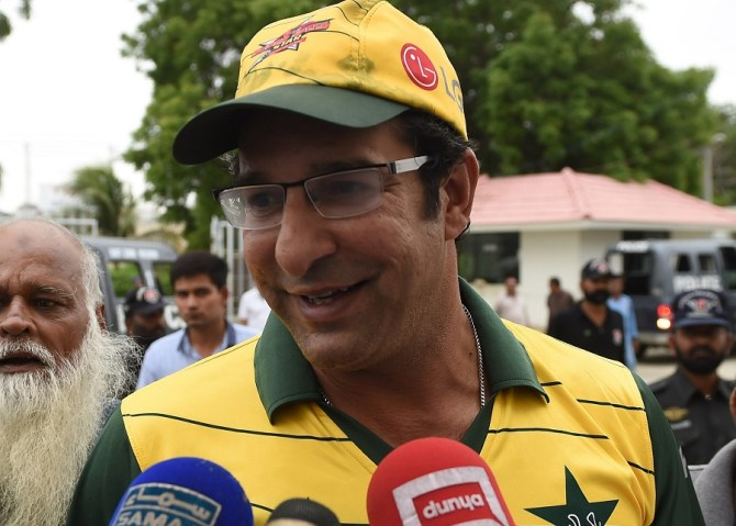 Wasim Akram backing England to win the World Cup final Pakistan cricket