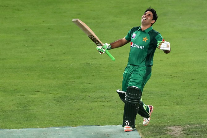 Abid Ali working on improving his fitness and batting ahead of Pakistan's Test series against Sri Lanka in October cricket