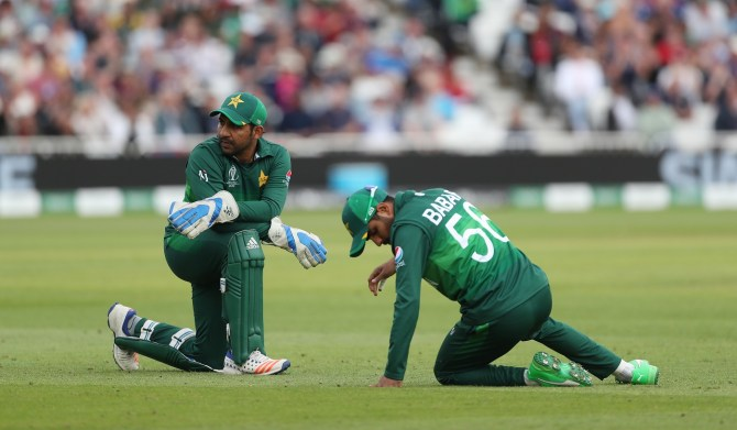 Ehsan Mani reveals he decided not to sack Sarfraz Ahmed as captain earlier since the World Cup was just a few months away Pakistan cricket