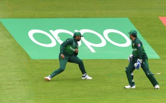 Shahid Afridi believes Pakistan's fielding at the World Cup was pathetic cricket
