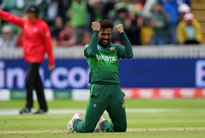 Mohammad Amir said Saeed Ajmal was a master chef and cooked brilliant halal food