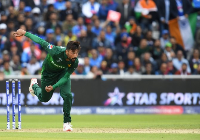Mohammad Amir believes maintaining a good economy rate is more important than taking wickets in T20 matches Pakistan cricket