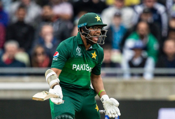 Imam-ul-Haq disappointed with himself as he hasn't been able to convert his starts into big scores Pakistan World Cup cricket